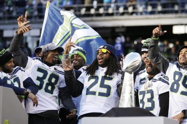2014 NFL Preseason: Broncos, Seahawks, Patriots, 49ers Best Odds for Super Bowl