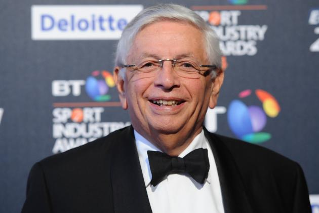 David Stern Talks About Induction into Basketball Hall of Fame