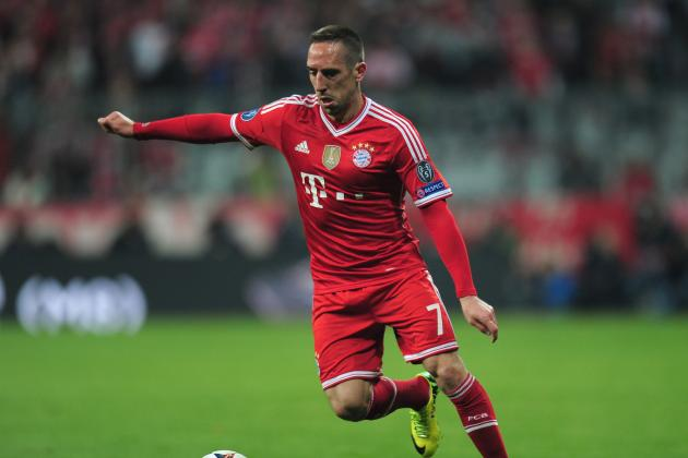 Franck Ribery Needs a Big Season to Prove He's a True Great
