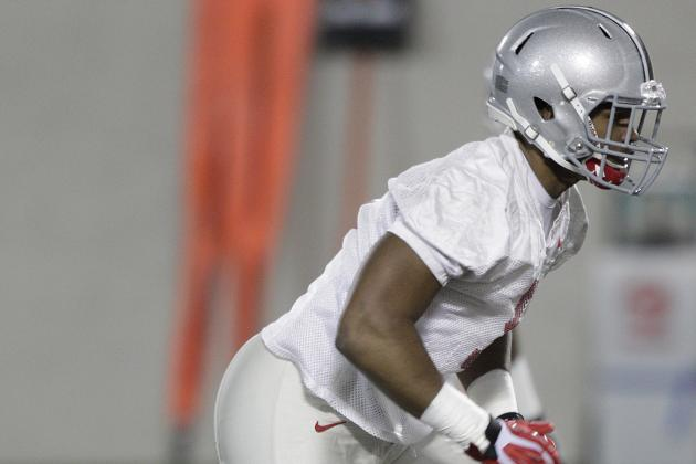 Frosh Raekwon McMillan, Johnnie Dixon Acting 'Like Grown Men'