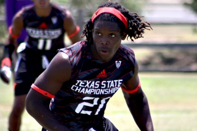 5-Star Texas LB Malik Jefferson Says He'll Official Visit Ohio State, 2 Others
