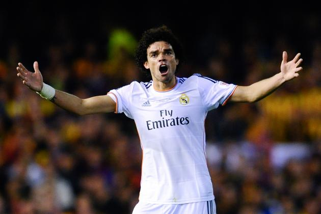 Why Real Madrid Should Not Sell Loose Cannon Pepe