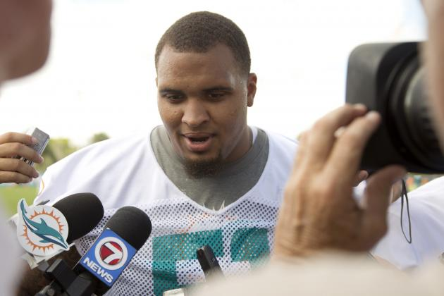 Mike Pouncey Says He's Ahead of Schedule on His Rehab Work