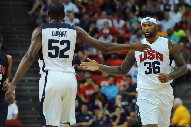 Team USA Announces Finalists for Next Round of FIBA World Cup Training