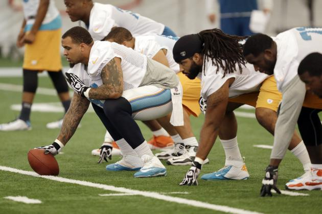 Can the Miami Dolphins Survive at Center Without Mike Pouncey?