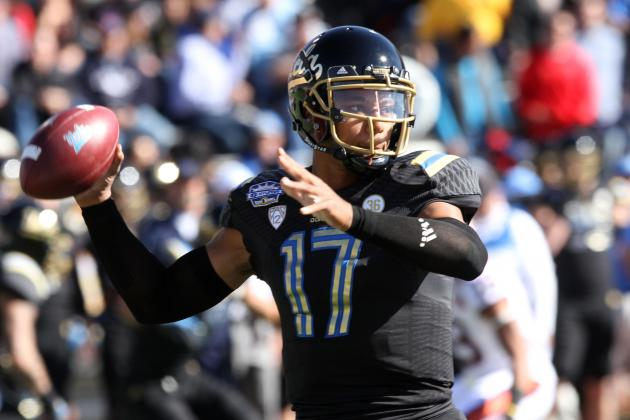UCLA Football: What Brett Hundley Must Do to Improve as a Passer