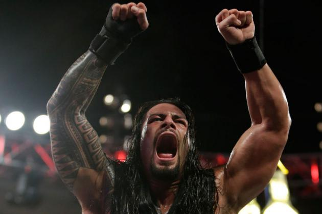 Roman Reigns Takes Another Step Toward Headliner Status with Match Against Kane