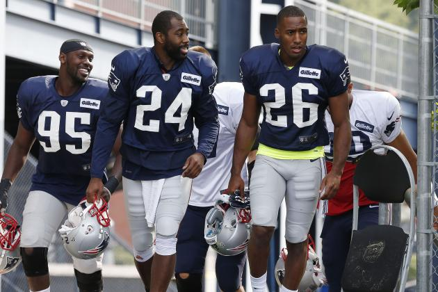 New England Patriots Secondary Managing Expectations While Jelling as a Unit