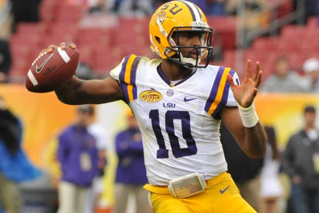 LSU Notes: Jennings Starts with Varsity