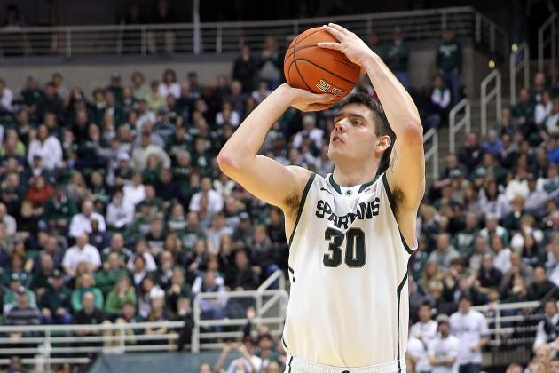 Michigan State Basketball Recruiting: Implications of Kenny Kaminski's Release