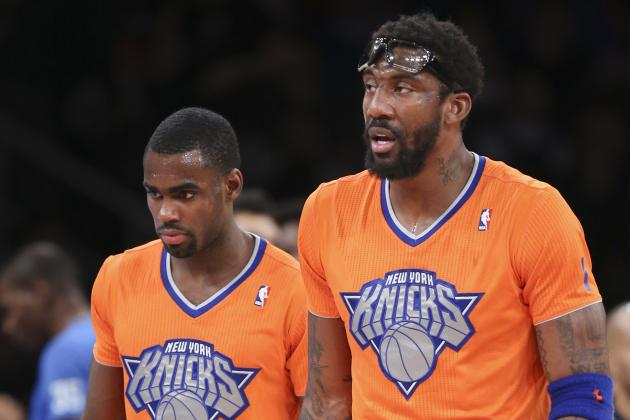 NY Knicks Players Who Will Make a Big Jump in 2014-15