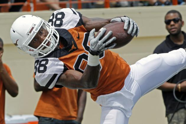Expect Fast Pace More Physical Practices for Longhorns