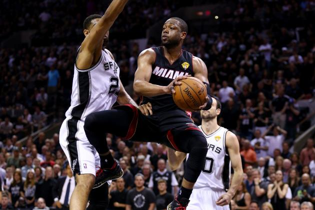 How Do Miami Heat Manage Dwyane Wade's Minutes in 2014-15?