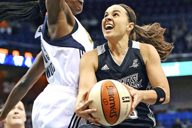 Becky Hammon Hired by Spurs as NBA's 2nd Female Assistant Coach