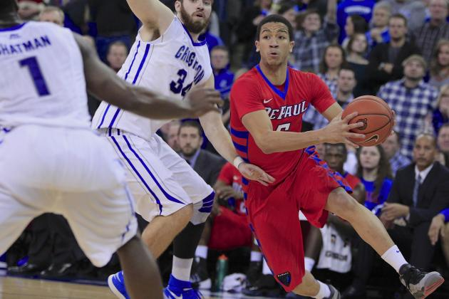 DePaul Basketball: Know the Name Billy Garrett Jr.