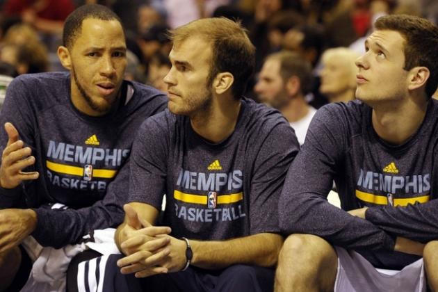Which Grizzlies' Bench Player Will Have to Improve the Most This Season?