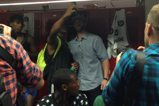 Bryce Harper Gets High School a New Locker Room, Is a Pretty Great Guy