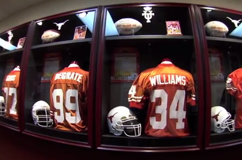 "Texas Releases Official ""25 Days Until Season Opener"" Hype Video"