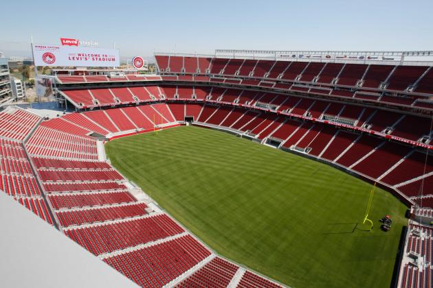The Future Is Now: How Levi's Stadium Will Change the Fan Experience