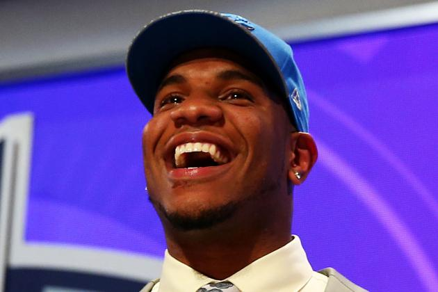 Lions TE Eric Ebron Loves to Prove Doubters Wrong