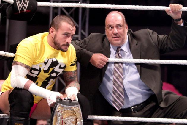 Biggest Takeaways from Paul Heyman's Comments on CM Punk's Future