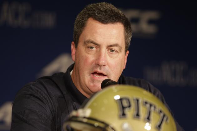 Pitt Coach Paul Chryst Pleased with Panthers' Starting Point