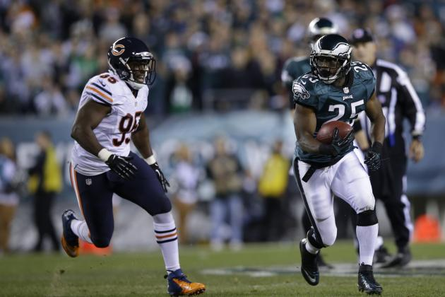 Eagles vs. Bears: TV Info, Spread, Injury Updates, Game Time and More