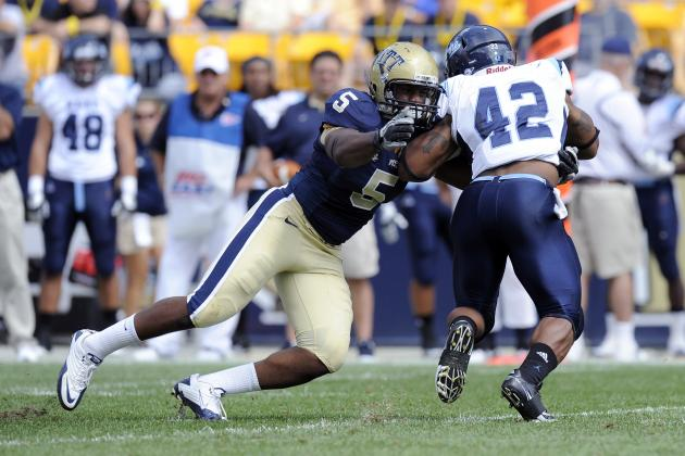 Pitt Defense, Minus Donald, Starting over