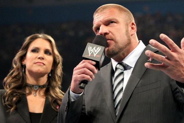 Triple H and Stephanie McMahon Discuss Creative at Needham Fireside Chat