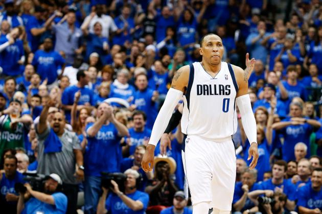 Why Shawn Marion Would Be a Good Free-Agent Pickup for Cleveland Cavaliers