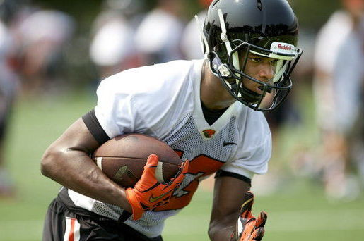 Jordan Villamin Appreciates Return to Field with Oregon State Beavers