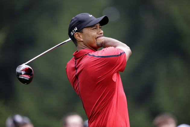 Tiger Woods Requests Extension for 2014 PGA Championship Registration