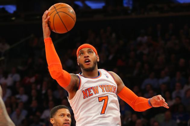 Why New York Knicks Are Still Far from Elite in Improved Eastern Conference