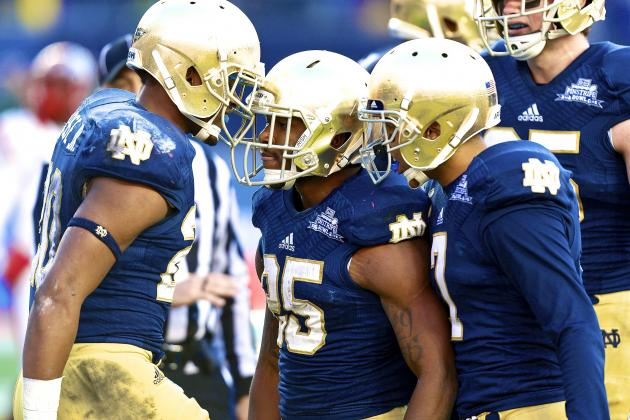 How Louisville and Notre Dame Could Keep ACC out of College Football Playoff