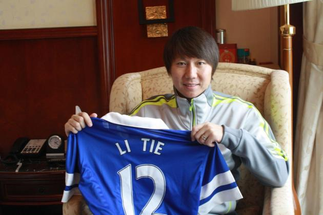 Exclusive: Former Everton Midfielder Li Tie on His Career and Football in China