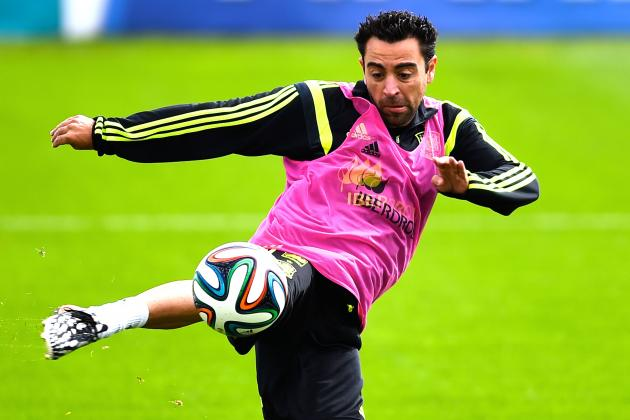 Xavi Hernandez Announces Retirement from Spain International Side