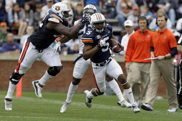 Auburn Football: Ricardo Louis' Legacy Will Be More Than Miracle Catch