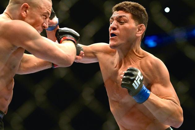 Diaz vs. Silva: It's Going to Be Fun, but Will It Be Competitive?