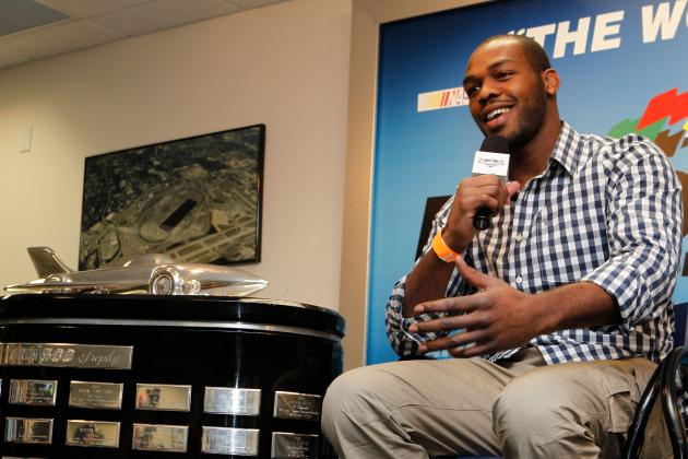 Jon Jones on Daniel Cormier at UFC 178 Q&A: 'I'm Going to Make Him My Wife'