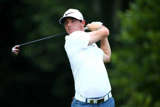 PGA Championship 2014 Odds: Breakdown and Analysis of Top Favorites' Chances