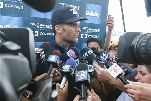 Tom Brady: We Don't Have All the Answers