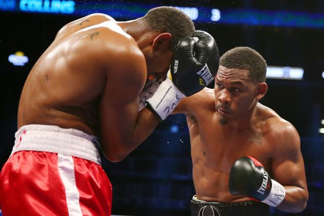 Boxer Daniel Jacobs Seeks to Cap Comeback from Cancer with a World Title