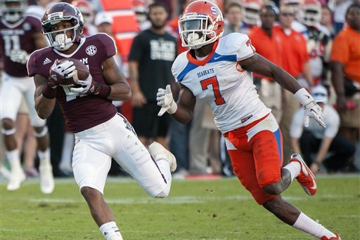 LeKendrick Williams Gets First-Team Reps at Inside Receiver