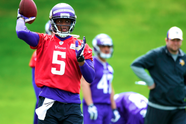 Is Teddy Bridgewater Ready to Start in the NFL in Week 1?