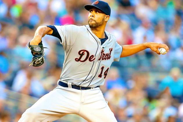 David Price Debuts for Tigers: Final Stat Line, Highlights and Twitter Reaction