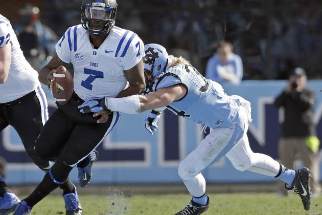 Schoettmer, Tar Heel Defense Ready to Leave Mark on 2014