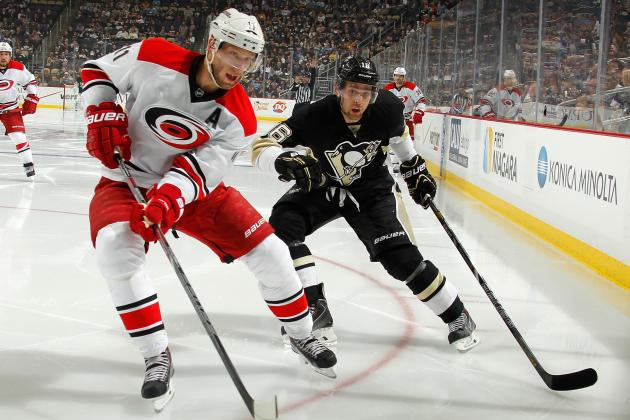 Carolina Hurricanes: Looking Back on the Jordan Staal-Brandon Sutter Trade