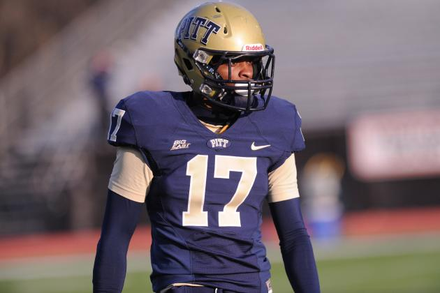 Pitt Defensive Back Coles Ready to Show He Belongs with Starters