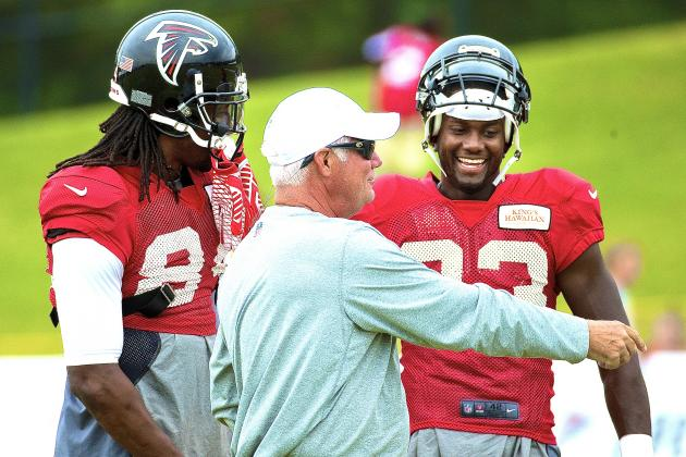 HBO 'Hard Knocks' 2014: Best Falcons Storylines and Moments of Episode 1