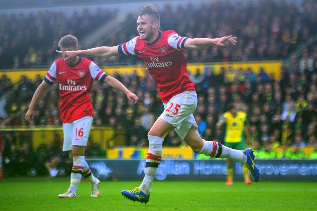 Why Carl Jenkinson Will Never Be a Regular Starter for Arsenal